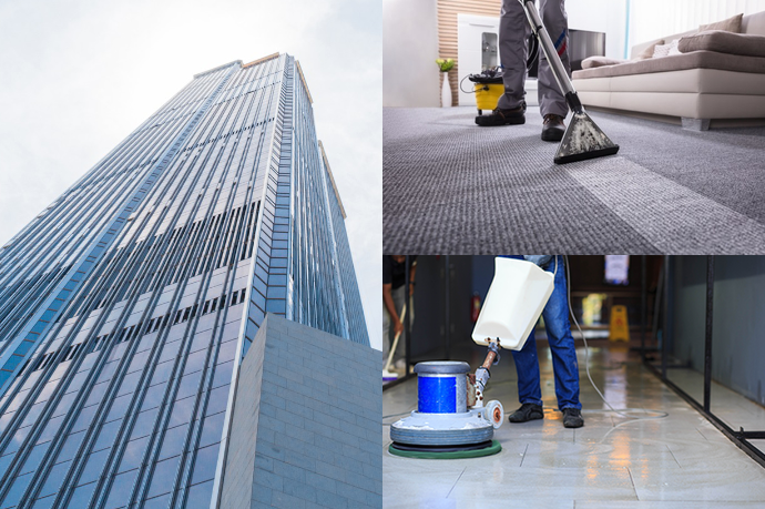 Building Cleaning & Maintenance Chicago
